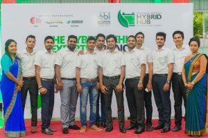 Optima Werkz Hybrid Hub